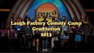 Comedy Camp 2013