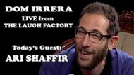 Ari Shaffir Returns!