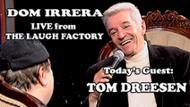 Tom Dreesen Returns