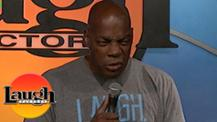 Alonzo Bodden - Grocery Store Racism