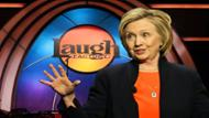 Hillary Clinton vs. the First Amendment at The Laugh Factory